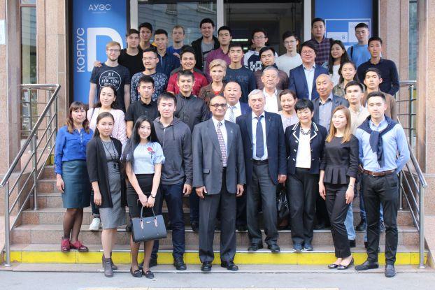 Almaty University of Power Engineering and Telecommunications