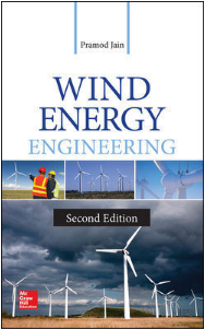 Wind energy engineering book cover