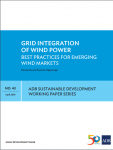 ADB whitepaper on grid integration