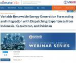 USAID VRE Forecasting Webinar